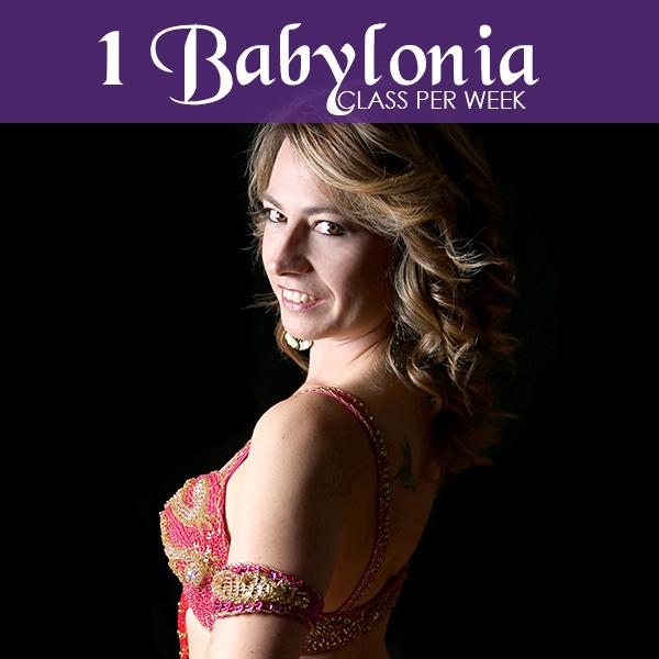 1 Babylonia Class Per Week