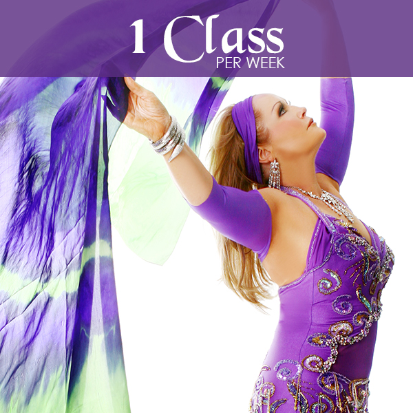 1 Class Per Week