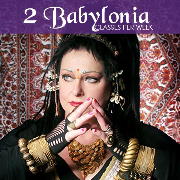 2 Babylonia Classes Per Week