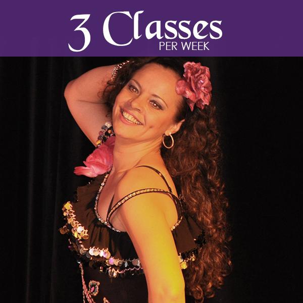 3 Classes Per Week