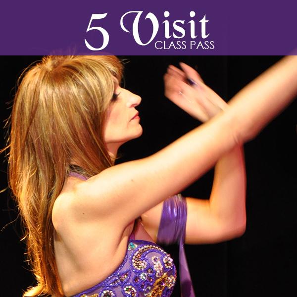 5 Visit Pass