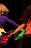 Mini Shimmy School Holidays Workshop