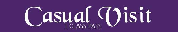 Casual Class Pass